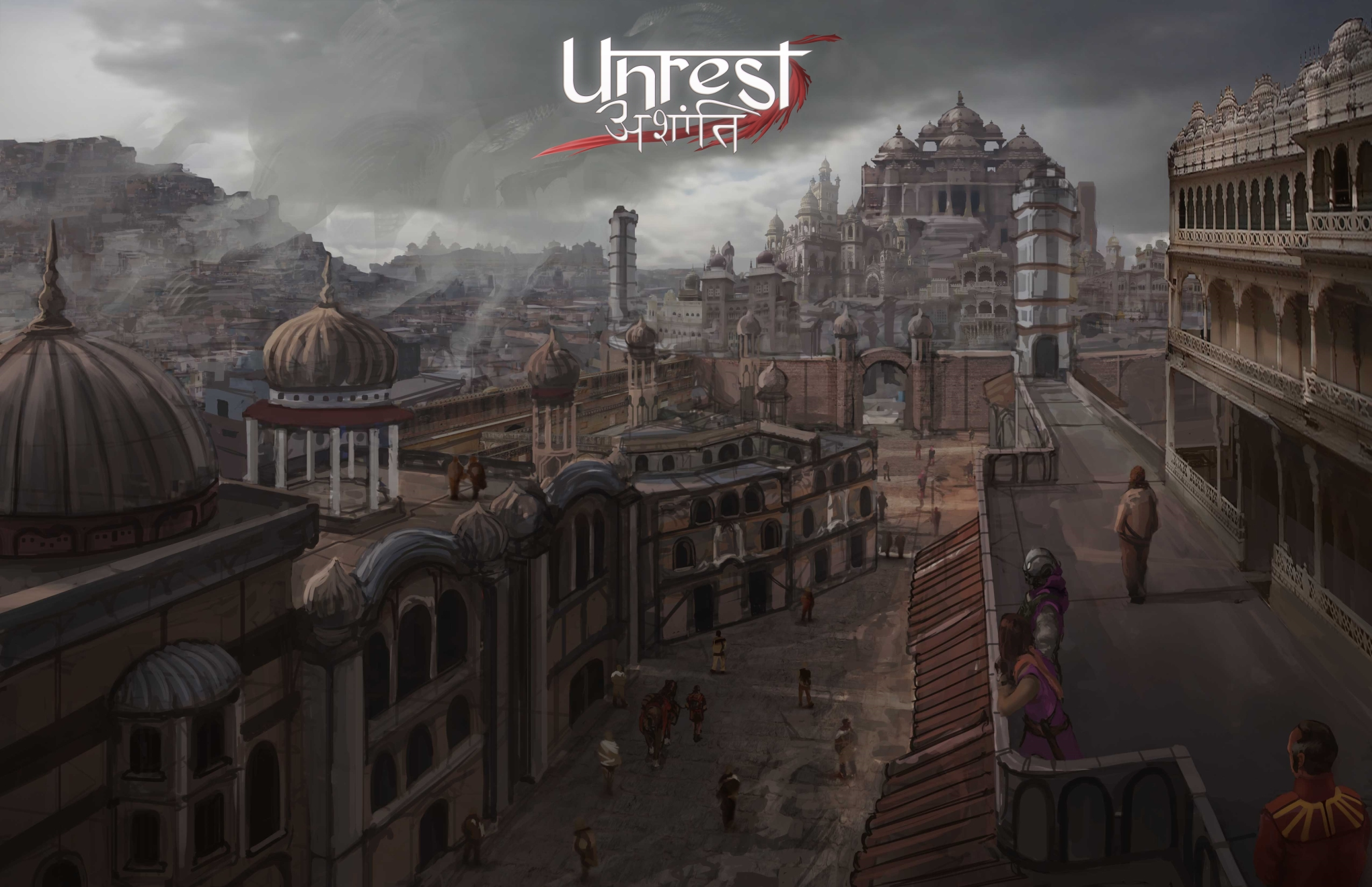 Unrest Pyrodactyl Games